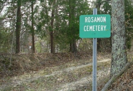 *CEMETERY SIGN,  - Crockett County, Tennessee |  *CEMETERY SIGN - Tennessee Gravestone Photos