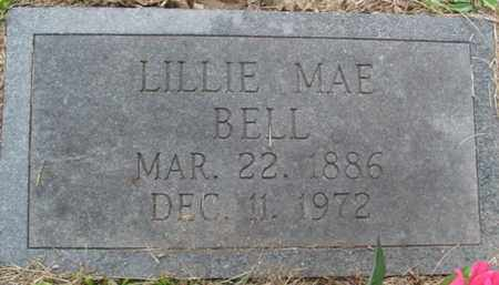 BELL, LILLIE MAE - Cumberland County, Tennessee   LILLIE MAE BELL - Tennessee Gravestone Photos