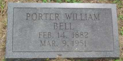 BELL, PORTER WILLIAM - Cumberland County, Tennessee | PORTER WILLIAM BELL - Tennessee Gravestone Photos