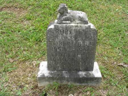 BELL, ROBERT - Cumberland County, Tennessee   ROBERT BELL - Tennessee Gravestone Photos
