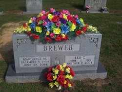 BREWER, LEO - Cumberland County, Tennessee | LEO BREWER - Tennessee Gravestone Photos