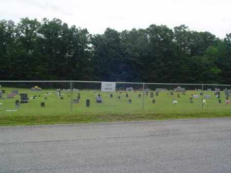 *CLIFTY CEMETERY VIEW,  - Cumberland County, Tennessee |  *CLIFTY CEMETERY VIEW - Tennessee Gravestone Photos