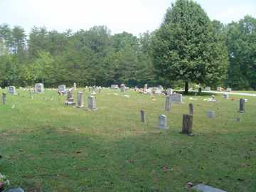 *CLIFTY OVERVIEW,  - Cumberland County, Tennessee |  *CLIFTY OVERVIEW - Tennessee Gravestone Photos