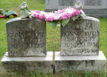 DEROSSETT, CONNIE ROSE - Cumberland County, Tennessee | CONNIE ROSE DEROSSETT - Tennessee Gravestone Photos