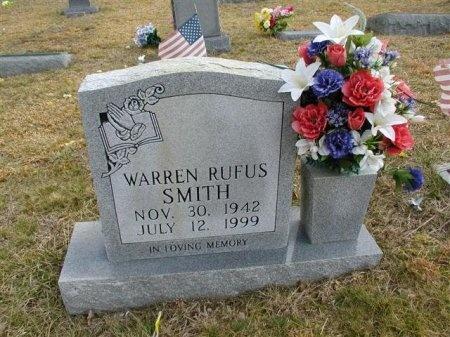 SMITH, WARREN RUFUS - Cumberland County, Tennessee   WARREN RUFUS SMITH - Tennessee Gravestone Photos