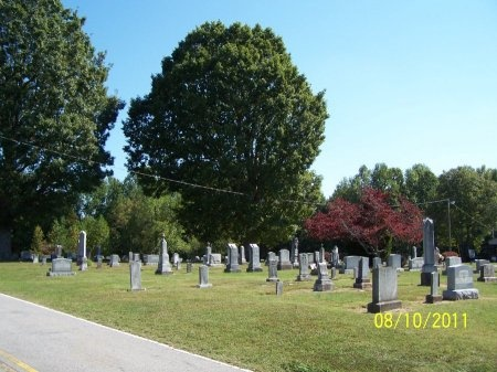 *CEMETERY VIEW,  - Davidson County, Tennessee |  *CEMETERY VIEW - Tennessee Gravestone Photos