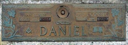 DANIEL, VAN BUREN - Davidson County, Tennessee   VAN BUREN DANIEL - Tennessee Gravestone Photos