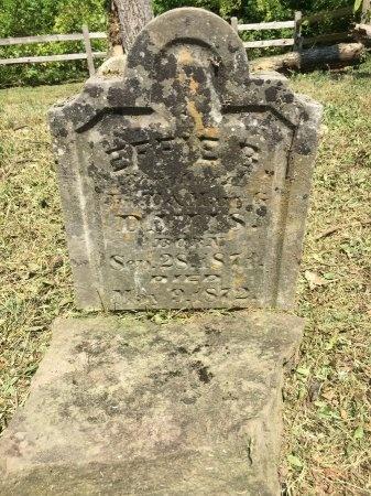DAVIS, EFFIE B. - Davidson County, Tennessee | EFFIE B. DAVIS - Tennessee Gravestone Photos