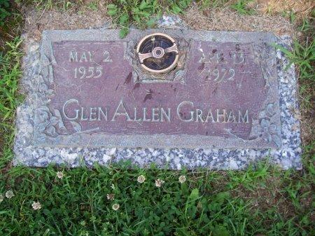 GRAHAM, GLEN ALLEN - Davidson County, Tennessee | GLEN ALLEN GRAHAM - Tennessee Gravestone Photos
