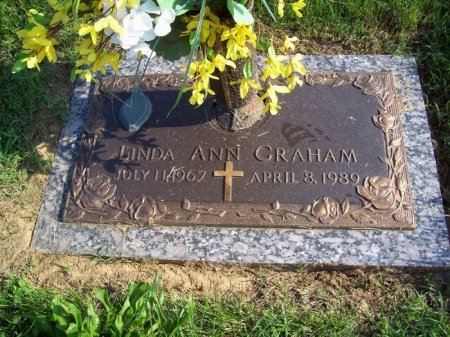 GRAHAM, LINDA ANN - Davidson County, Tennessee | LINDA ANN GRAHAM - Tennessee Gravestone Photos