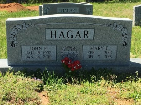 HAGAR, JOHN ROBERT - Davidson County, Tennessee | JOHN ROBERT HAGAR - Tennessee Gravestone Photos