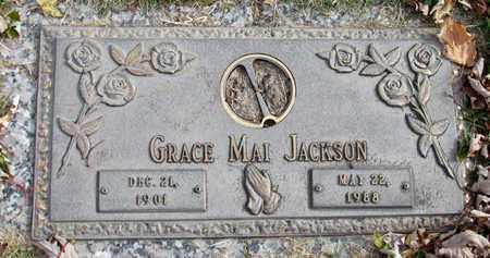 JACKSON, GRACE MAI - Davidson County, Tennessee | GRACE MAI JACKSON - Tennessee Gravestone Photos