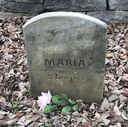 MCIVER, MARIA - Davidson County, Tennessee   MARIA MCIVER - Tennessee Gravestone Photos