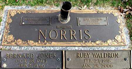 NORRIS, RUBY - Davidson County, Tennessee | RUBY NORRIS - Tennessee Gravestone Photos