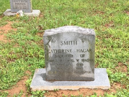 HAGAR SMITH, KATHERINE - Davidson County, Tennessee | KATHERINE HAGAR SMITH - Tennessee Gravestone Photos