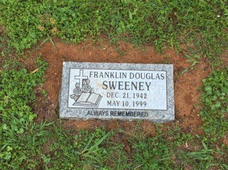 SWEENEY, FRANKLIN DOUGLAS - Davidson County, Tennessee | FRANKLIN DOUGLAS SWEENEY - Tennessee Gravestone Photos