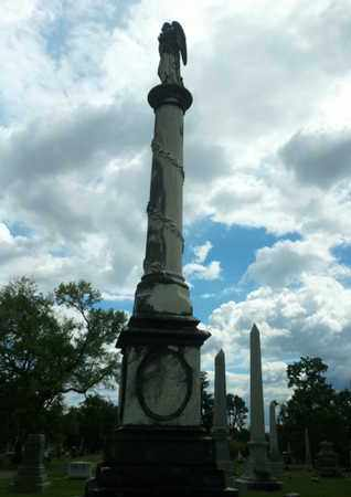 VAN LEER, ANTHONY WAYNE - Davidson County, Tennessee   ANTHONY WAYNE VAN LEER - Tennessee Gravestone Photos