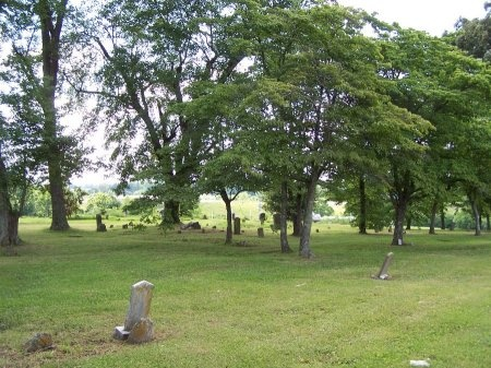 *BRIGHT HILL OVERVIEW,  - DeKalb County, Tennessee |  *BRIGHT HILL OVERVIEW - Tennessee Gravestone Photos