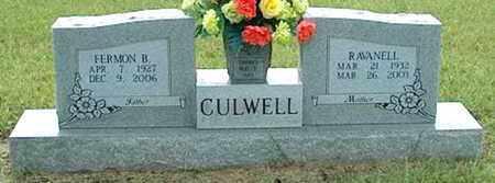 CULWELL, RAVANELL - DeKalb County, Tennessee   RAVANELL CULWELL - Tennessee Gravestone Photos