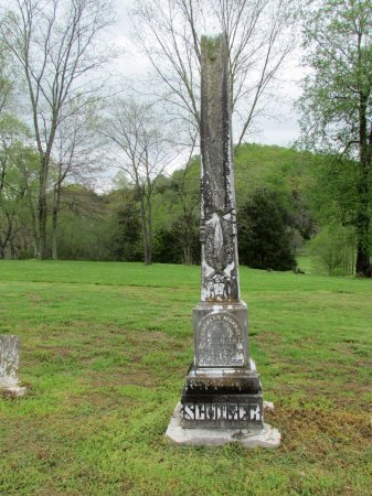 SCHURER, CHARLES MONROE - DeKalb County, Tennessee   CHARLES MONROE SCHURER - Tennessee Gravestone Photos