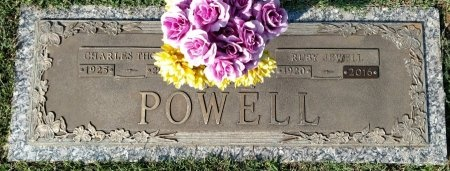 POWELL, RUBY JEWELL - Dickson County, Tennessee | RUBY JEWELL POWELL - Tennessee Gravestone Photos