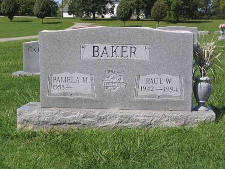 BAKER, PAUL W. - Dyer County, Tennessee | PAUL W. BAKER - Tennessee Gravestone Photos