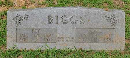 BIGGS, ROY - Fayette County, Tennessee   ROY BIGGS - Tennessee Gravestone Photos