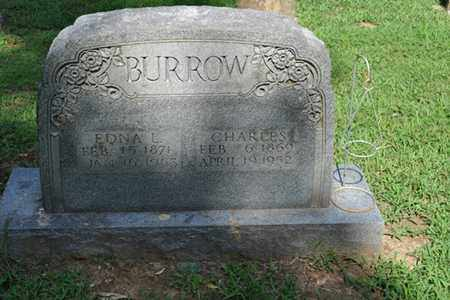 BURROW, CHARLES - Fayette County, Tennessee | CHARLES BURROW - Tennessee Gravestone Photos