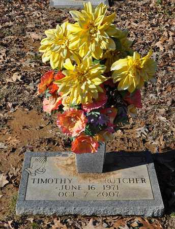 CRUTCHER, TIMOTHY - Fayette County, Tennessee | TIMOTHY CRUTCHER - Tennessee Gravestone Photos