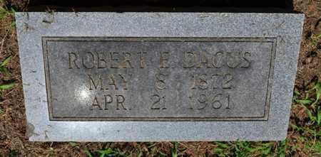 DACUS, ROBERT E. - Fayette County, Tennessee | ROBERT E. DACUS - Tennessee Gravestone Photos
