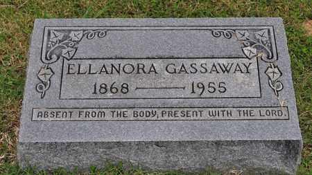 GASSAWAY, ELLANORA - Fayette County, Tennessee   ELLANORA GASSAWAY - Tennessee Gravestone Photos