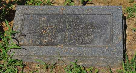 ISOME, VELMA B. - Fayette County, Tennessee | VELMA B. ISOME - Tennessee Gravestone Photos