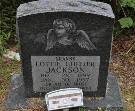 JAKCSON, LOTTIE COLLIER - Fayette County, Tennessee | LOTTIE COLLIER JAKCSON - Tennessee Gravestone Photos