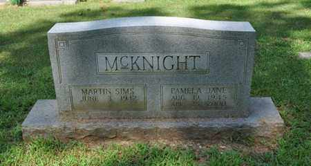 MCKNIGHT, PAMELA JANE - Fayette County, Tennessee | PAMELA JANE MCKNIGHT - Tennessee Gravestone Photos