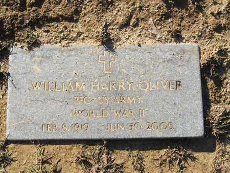 OLIVER  (VETERAN WWII), WILLIAM HARRY - Fayette County, Tennessee   WILLIAM HARRY OLIVER  (VETERAN WWII) - Tennessee Gravestone Photos