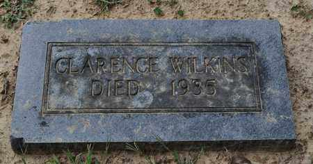 WILKINS, CLARENCE - Fayette County, Tennessee | CLARENCE WILKINS - Tennessee Gravestone Photos