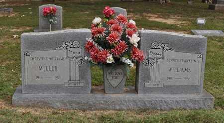 WILLIAMS, BENNIE FRANKLIN - Fayette County, Tennessee   BENNIE FRANKLIN WILLIAMS - Tennessee Gravestone Photos