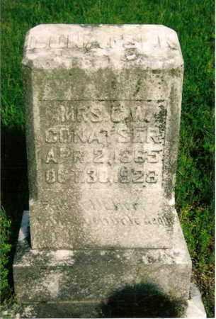 CONATSER, SARAH ANN - Fentress County, Tennessee | SARAH ANN CONATSER - Tennessee Gravestone Photos