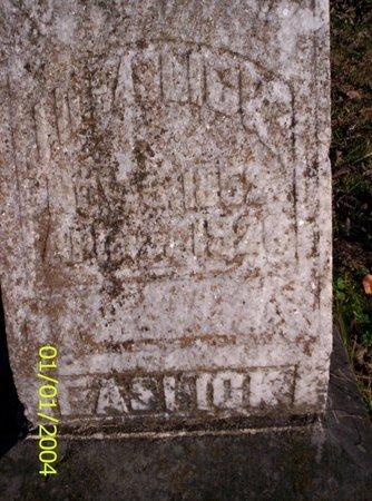 ESLICK, JOSHUA DOCK - Franklin County, Tennessee   JOSHUA DOCK ESLICK - Tennessee Gravestone Photos