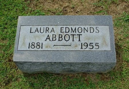 ABBOTT, ANNA LAURA - Gibson County, Tennessee | ANNA LAURA ABBOTT - Tennessee Gravestone Photos