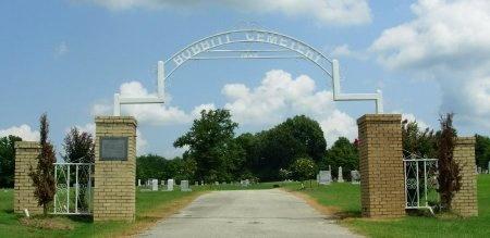 *BOBBITT ENTRANCE,  - Gibson County, Tennessee |  *BOBBITT ENTRANCE - Tennessee Gravestone Photos