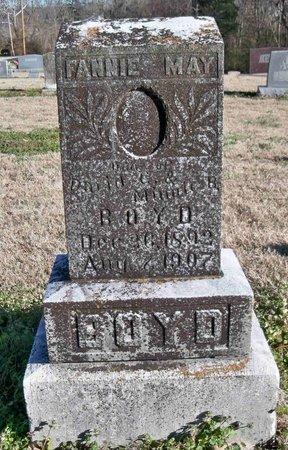 BOYD, FANNIE MAY - Gibson County, Tennessee | FANNIE MAY BOYD - Tennessee Gravestone Photos