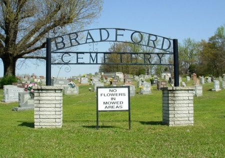 *BRADFORD OVERVIEW,  - Gibson County, Tennessee |  *BRADFORD OVERVIEW - Tennessee Gravestone Photos
