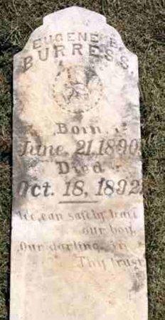BURRESS, EUGENE B. - Gibson County, Tennessee | EUGENE B. BURRESS - Tennessee Gravestone Photos
