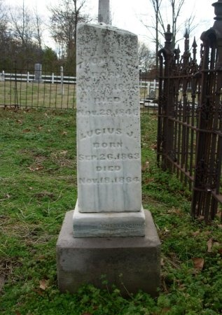 DAVIDSON, LUCIUS JARRELL - Gibson County, Tennessee | LUCIUS JARRELL DAVIDSON - Tennessee Gravestone Photos