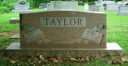 TAYLOR, MOLISA - Gibson County, Tennessee | MOLISA TAYLOR - Tennessee Gravestone Photos