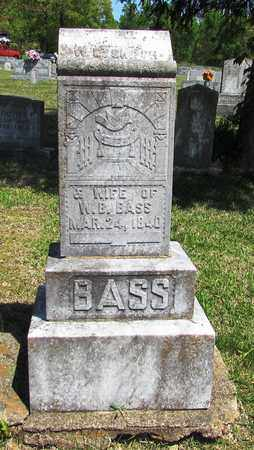 BASS, MARY - Giles County, Tennessee   MARY BASS - Tennessee Gravestone Photos