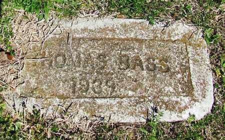 BASS, THOMAS - Giles County, Tennessee | THOMAS BASS - Tennessee Gravestone Photos