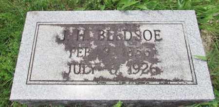 BLEDSOE, J. H. - Giles County, Tennessee | J. H. BLEDSOE - Tennessee Gravestone Photos