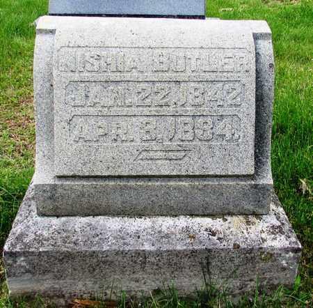 BUTLER, NISHA - Giles County, Tennessee | NISHA BUTLER - Tennessee Gravestone Photos